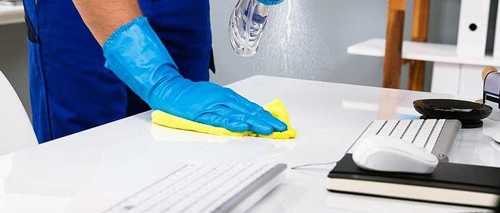 La Nueva Normalidad En La Limpieza Y Desinfección Industrial